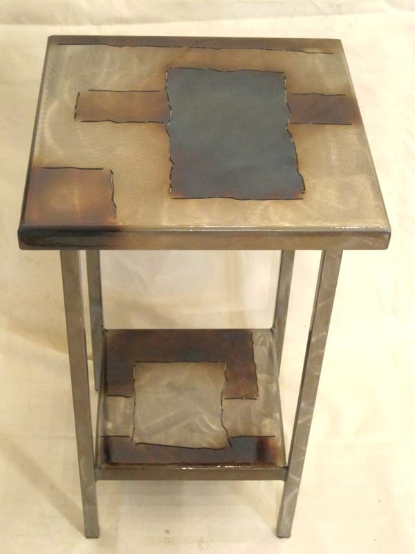 """View of """"End Table Item # ET-6"""""""