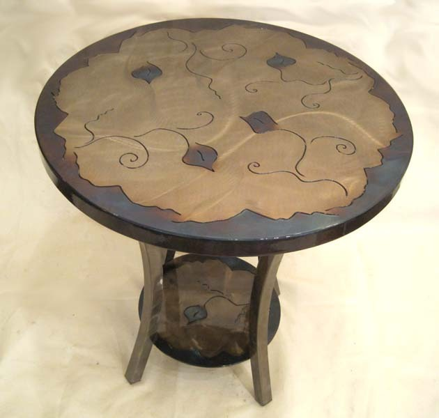 "View of ""End Table Item # ET-10"""